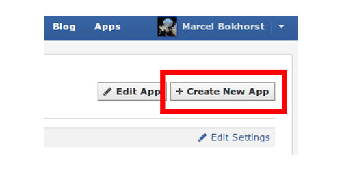 Add Link to Facebook