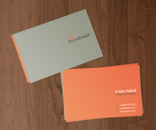 PsynaiDesign Business Card