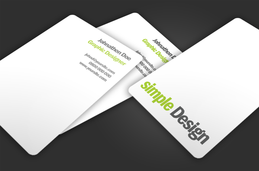 28 great minimal business cards ideas colorlap reheart Gallery