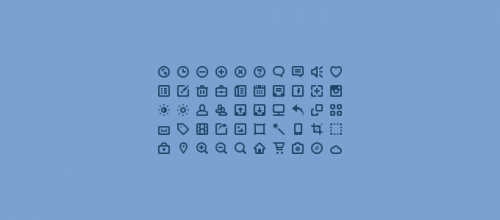 50 Free Photoshop Icon Set