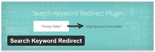 Search Keyword Redirect