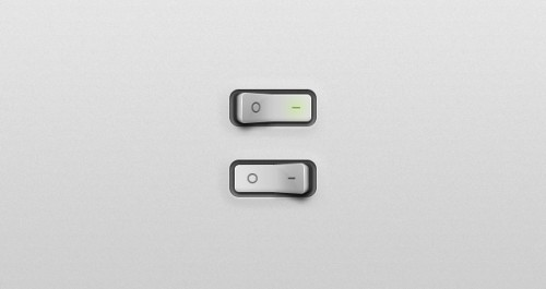 Switch Buttons Psd