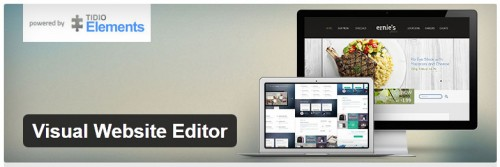 Visual Website Editor