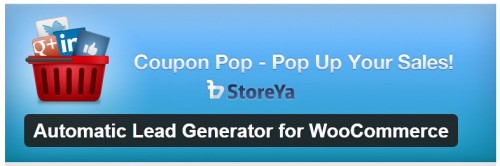 Automatic Lead Generator for WooCommerce