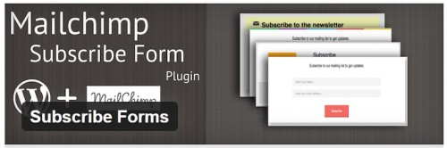 Subscribe Forms