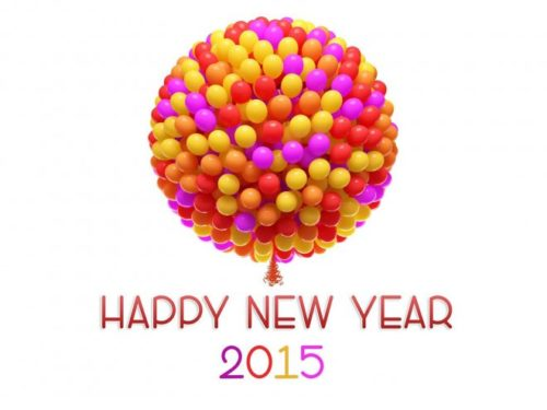 Cool New Year Wallpaper 2015