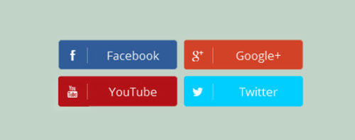 Social Subscribe Widget
