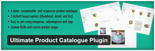 Ultimate Product Catalogue
