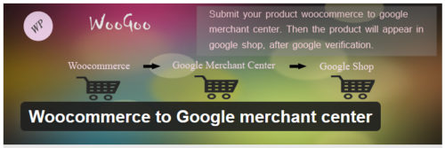 Woocommerce To Google Merchant Center