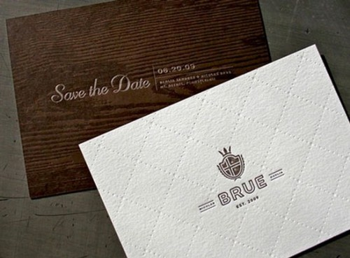 Brue Business Card