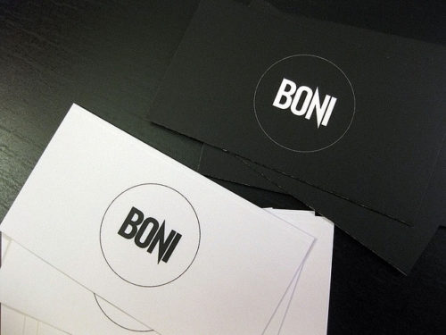 Business Cards for Classy Affairs
