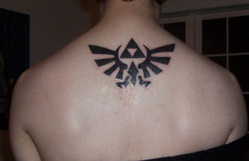 Hylian Family Tattoo