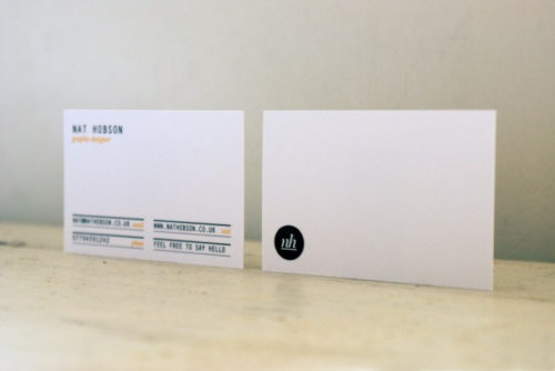 Latest Business Cards