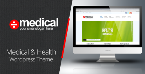 Medical - Premium WordPress Theme
