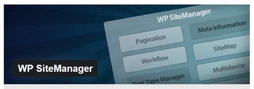 WP SiteManager