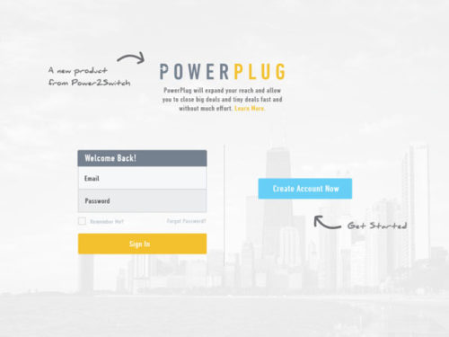 PowerPlug Login
