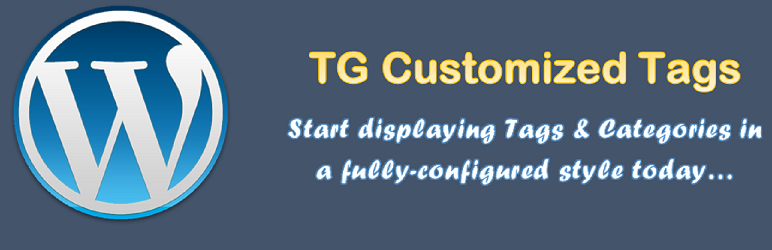 TG Customized Tags