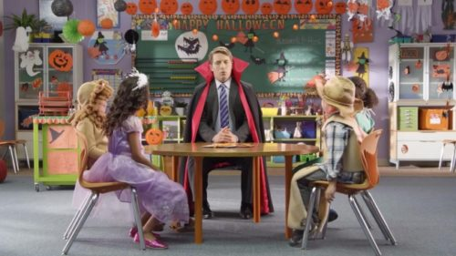 AT&T's Kids Do Their Own Halloween Ad