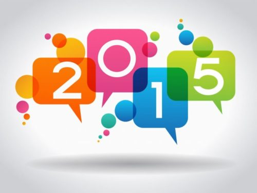 Fantastic Happy New Year Wallpaper 2015