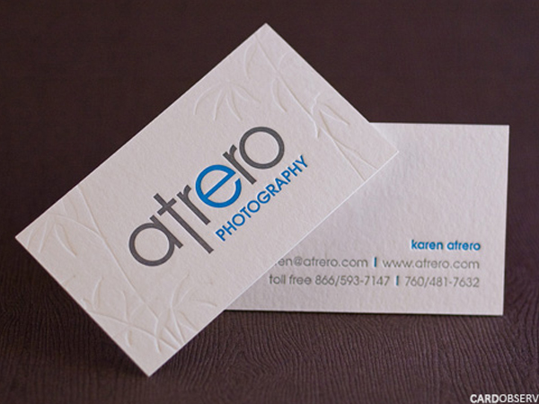 cotton-business-card - Simple Business Card Designs